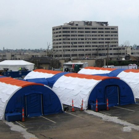 Mobile and Field Hospital Systems